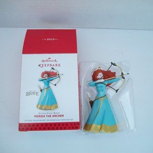 HALLMARK KEEPSAKE MERIDA THE BRAVE ORNAMENT